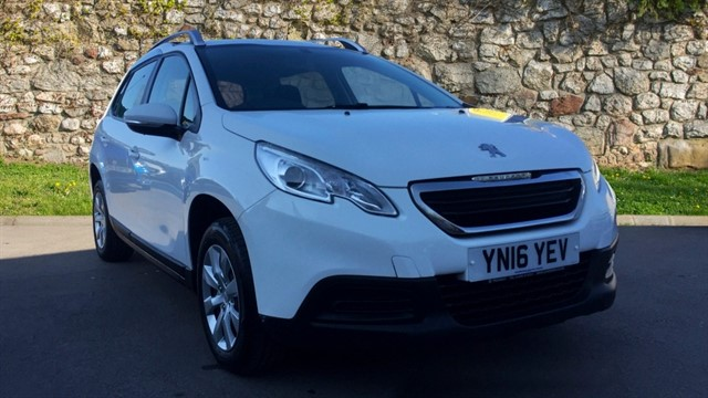used Peugeot 2008 PureTech Access 5dr (a/c) in chapel-en-le-frith