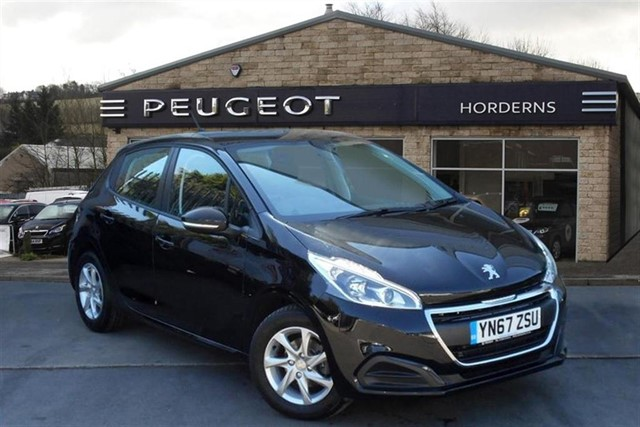 used Peugeot 208 PureTech (82bhp) Active in chapel-en-le-frith