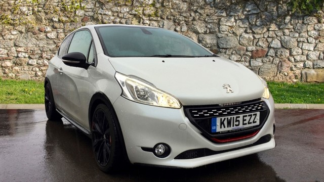 used Peugeot 208 e-THP GTi 30th 3dr in chapel-en-le-frith