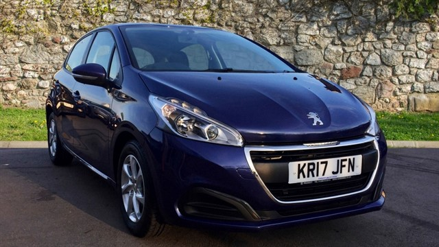 used Peugeot 208 PureTech Active Hatchback 5dr Manual (108 g/km, 68 bhp) in chapel-en-le-frith