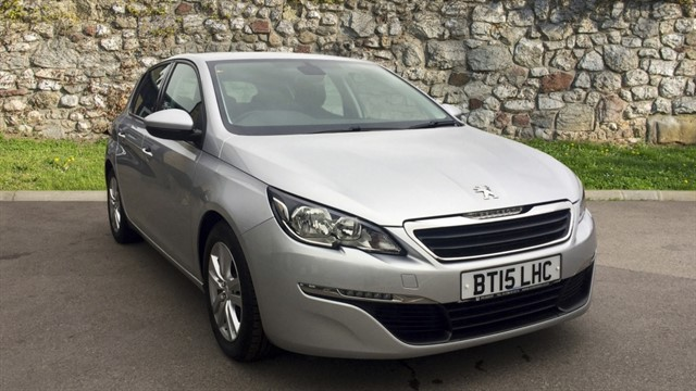 used Peugeot 308 e-HDi 115 Active (s/s) in chapel-en-le-frith