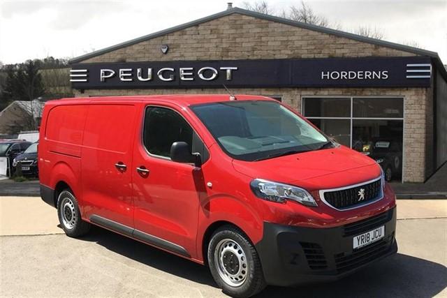 used Peugeot Expert BlueHDi 95 (EU6) S Long 1200 in chapel-en-le-frith