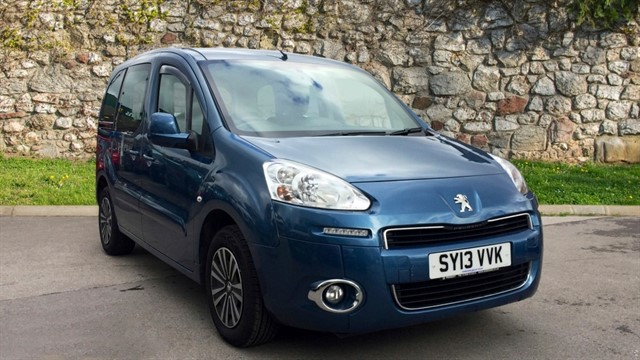 used Peugeot Partner Tepee HDi Tepee S EGC (s/s) 5dr in chapel-en-le-frith