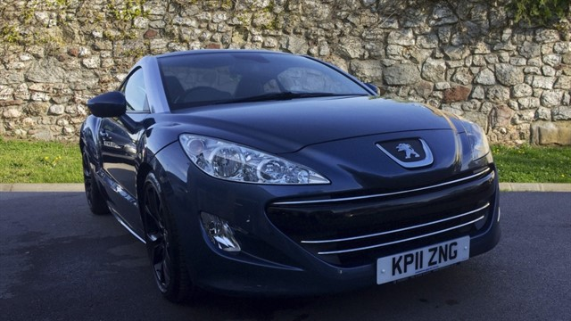 used Peugeot RCZ THP GT Coupe 2dr Manual (149 g/km, 156 bhp) in chapel-en-le-frith
