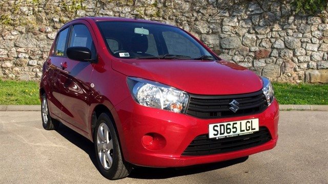used Suzuki Celerio SZ3 5dr in chapel-en-le-frith