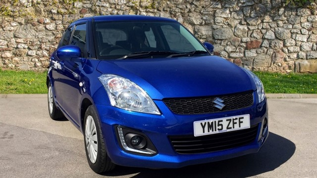 used Suzuki Swift 1.2 SZ2 5dr in chapel-en-le-frith