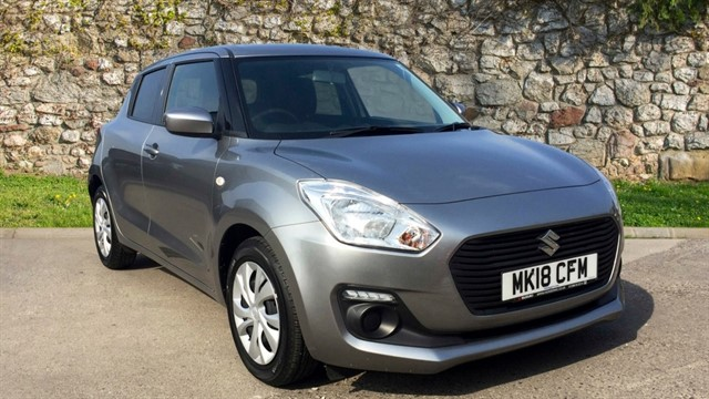 used Suzuki Swift 1.2 Dualjet SZ3 5dr in chapel-en-le-frith