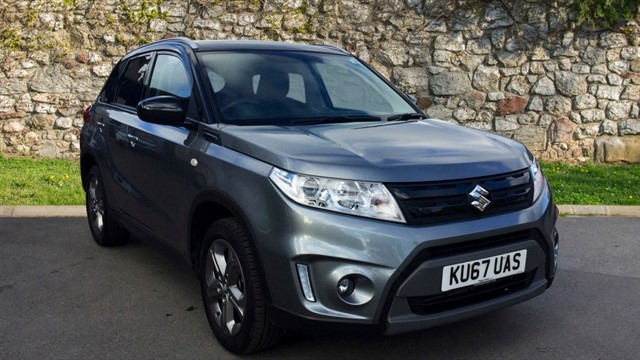 used Suzuki Vitara SZ-T 5dr in chapel-en-le-frith