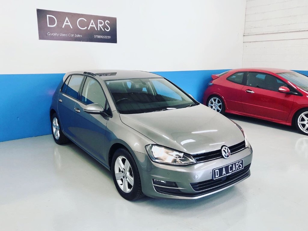 Used Vw Golf >> Used Vw Golf For Sale Hampshire