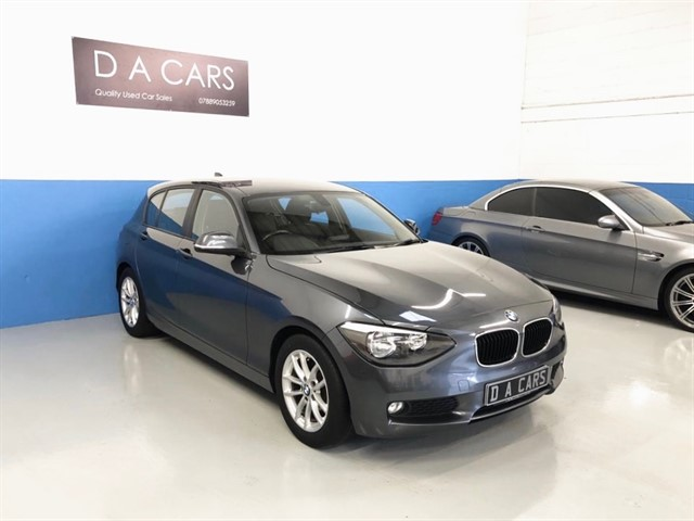 used BMW 116d EFFICIENTDYNAMICS BUSINESS in andover-hampshire