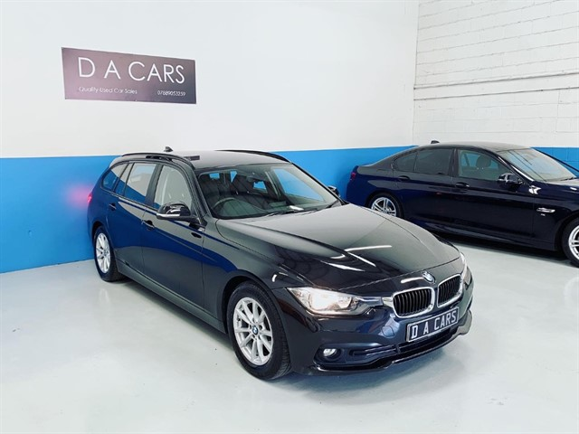 used BMW 320d ED PLUS TOURING in andover-hampshire