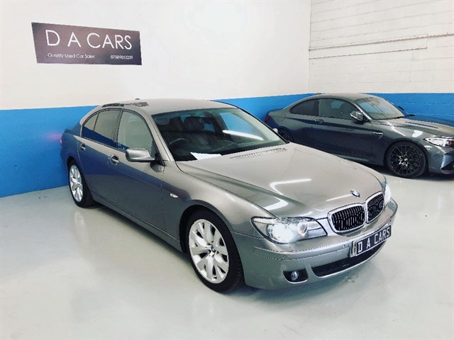 used BMW 730d SPORT in andover-hampshire