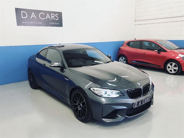 used BMW M2  in andover-hampshire
