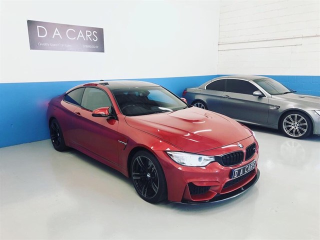 used BMW M4  in andover-hampshire