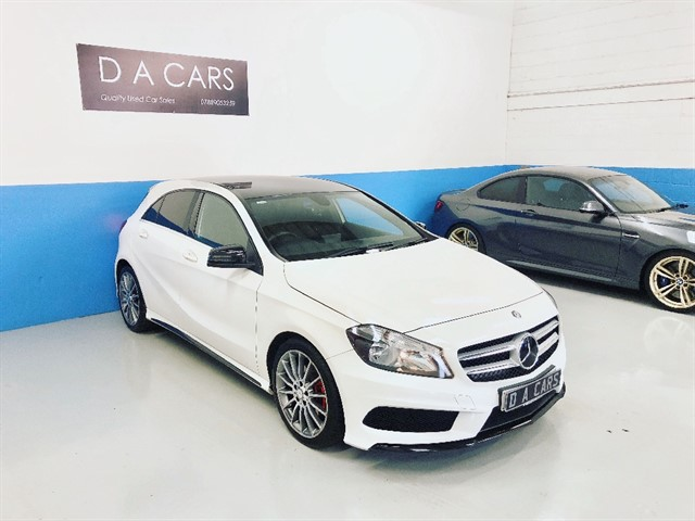 used Mercedes A180 CDI AMG SPORT in andover-hampshire