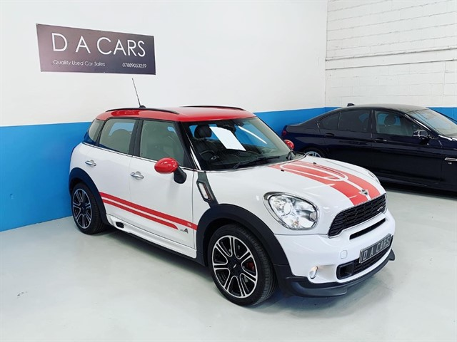 used MINI  JOHN COOPER WORKS in andover-hampshire
