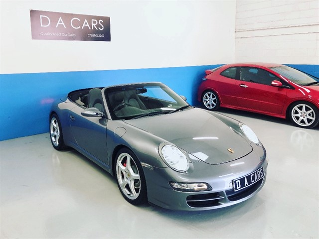 used Porsche 911 CARRERA 2S in andover-hampshire