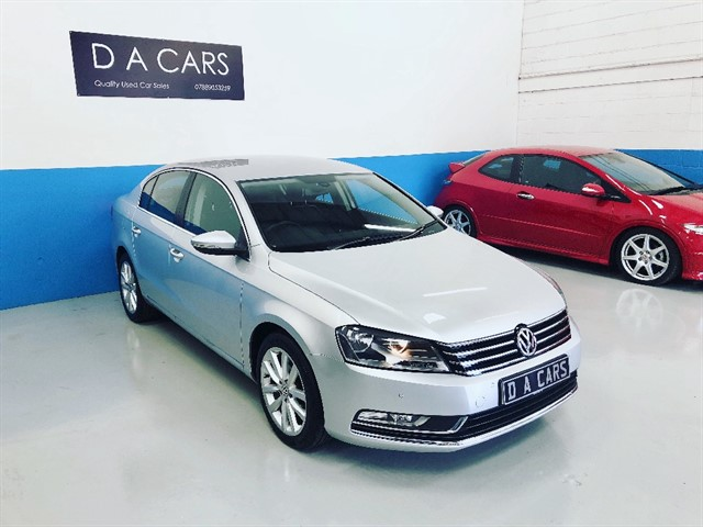 used VW Passat EXECUTIVE TDI BLUEMOTION TECHNOLOGY in andover-hampshire