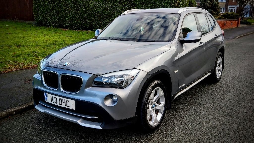 used BMW X1 20d SE xDrive 5dr