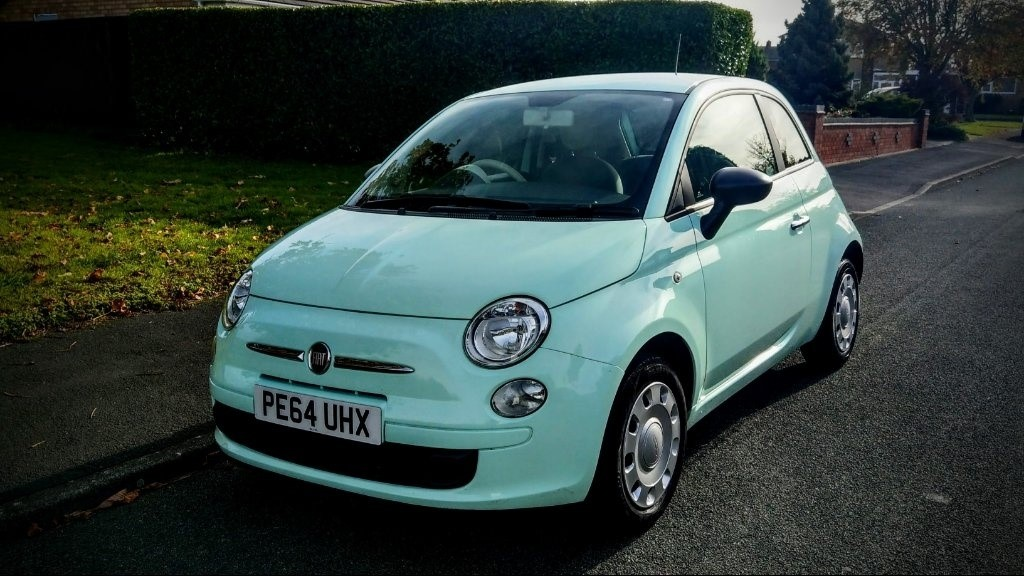 used Fiat 500 Pop (s/s) 3dr