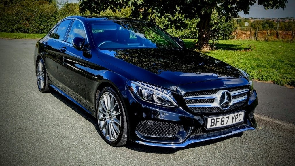 used Mercedes C300 C Class AMG Line 7G-Tronic 4dr