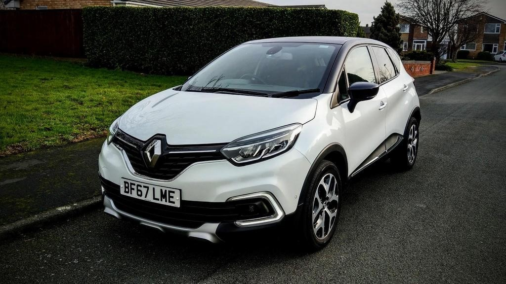 used Renault Captur TCe ENERGY Signature X Nav (s/s) 5dr