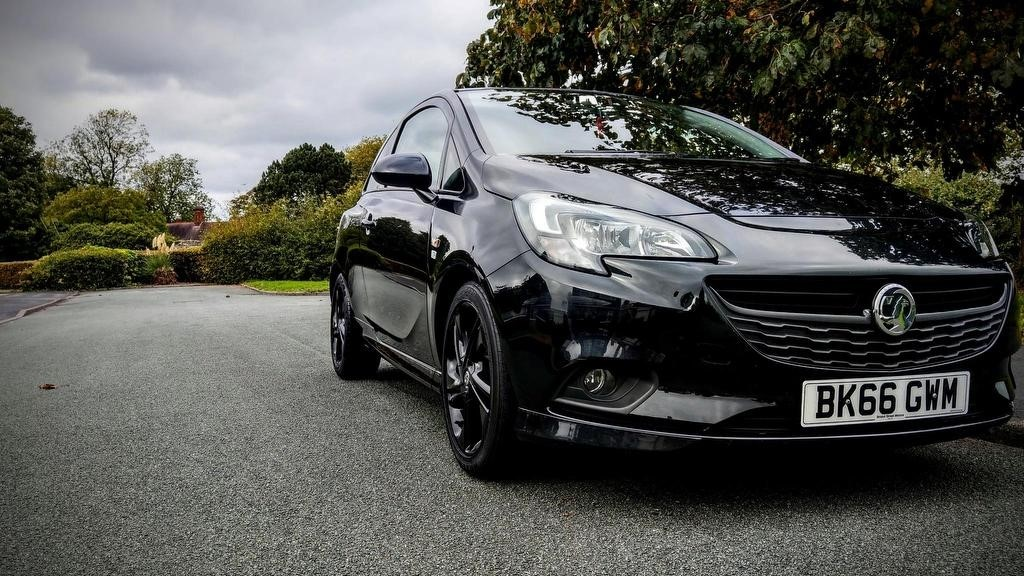 used Vauxhall Corsa i ecoFLEX Limited Edition 3dr