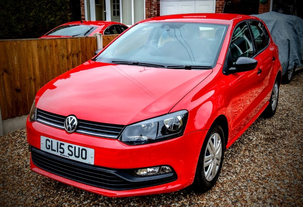 used VW Polo S AC