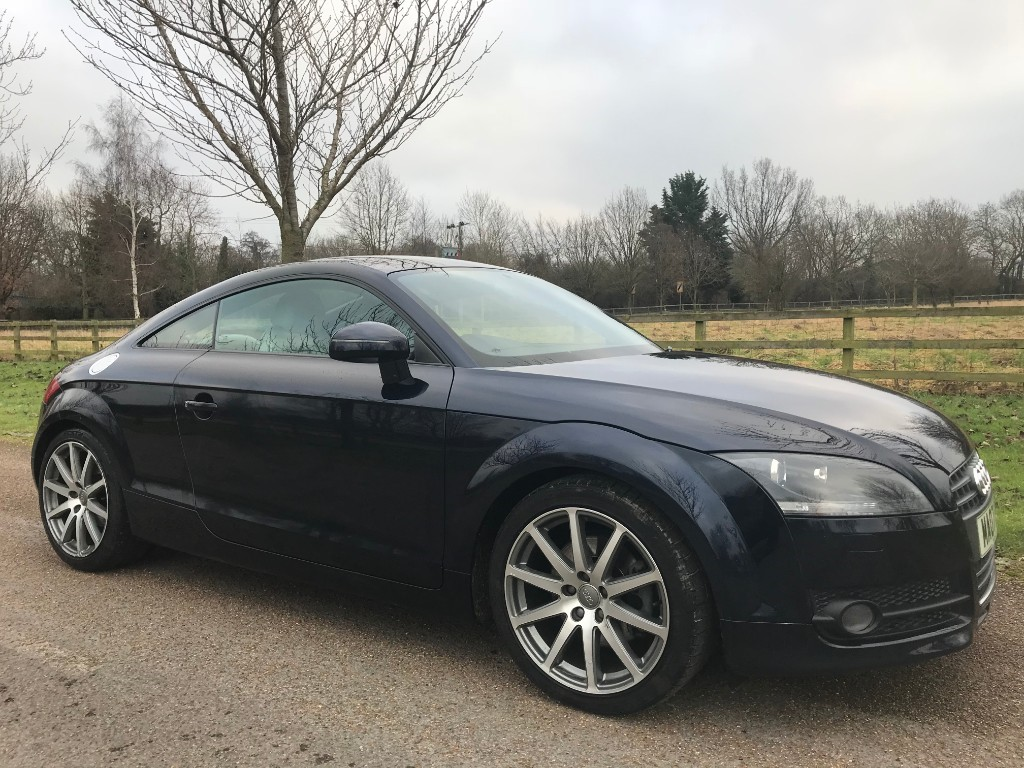 used Audi TT TFSI in essex