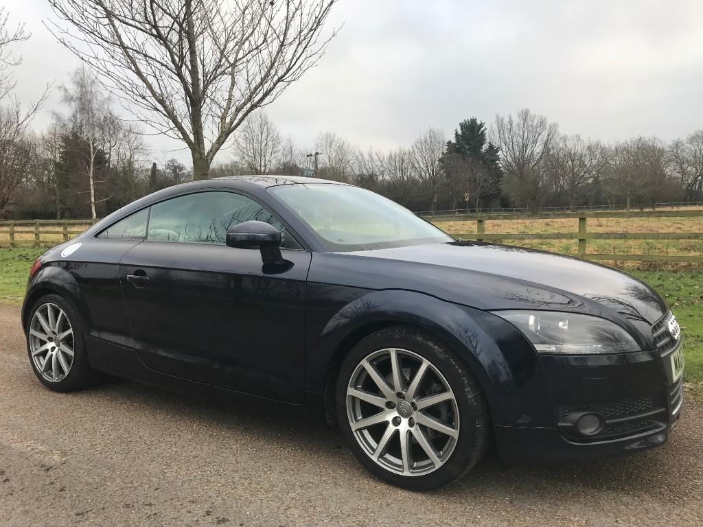 used Audi TT TFSI in essex