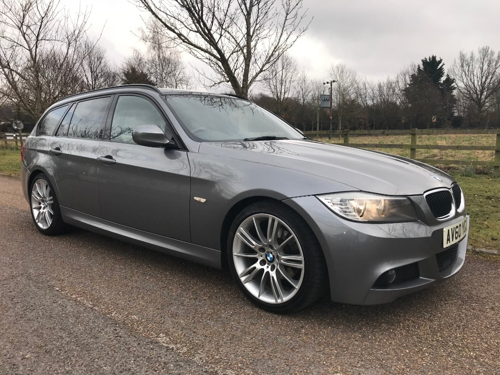 used BMW 318i M SPORT BUSINESS EDITION TOURING in essex