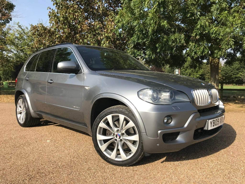 used BMW X5 XDRIVE35D M SPORT in essex