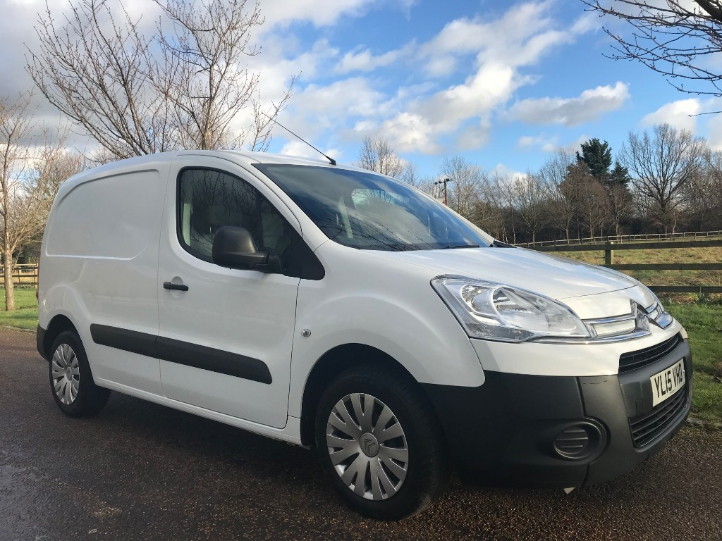 used Citroen Berlingo 625 LX L1 HDI in essex