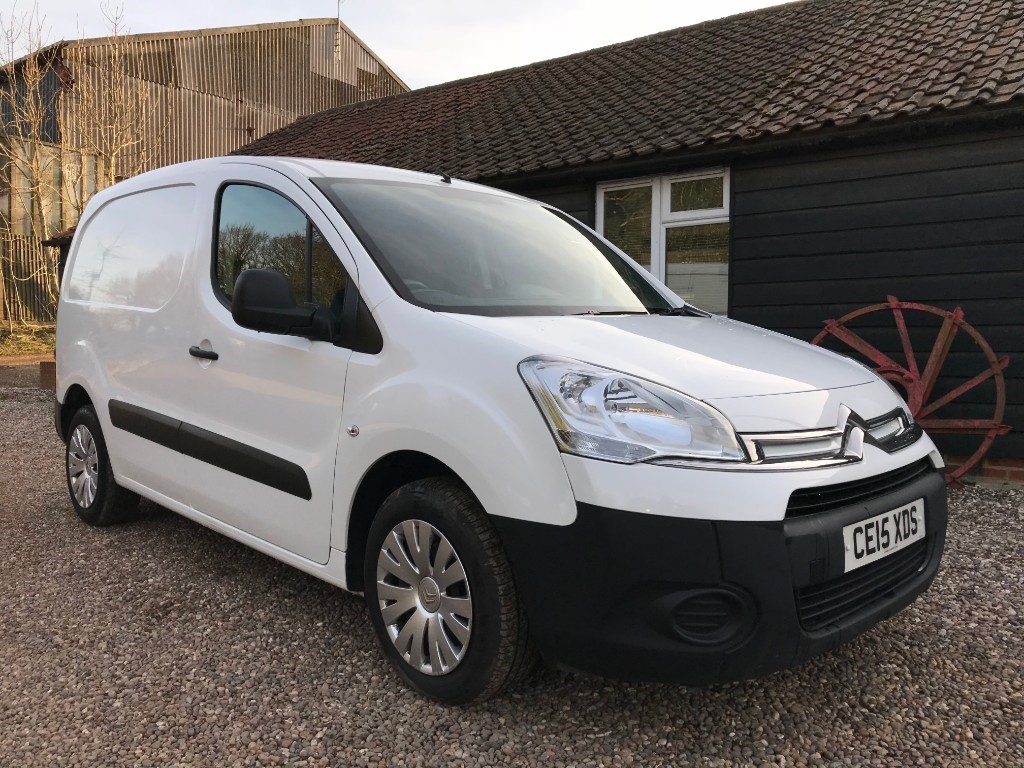 used Citroen Berlingo 625 ENTERPRISE L1 HDI in essex