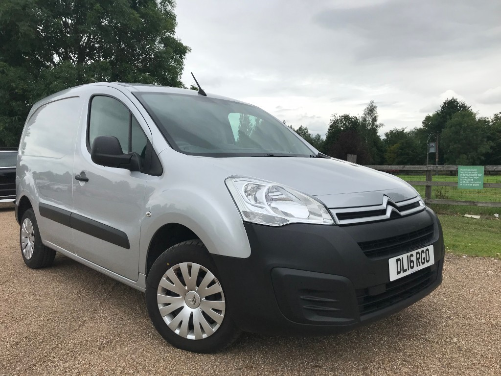 used Citroen Berlingo 850 ENTERPRISE L1 HDI in essex