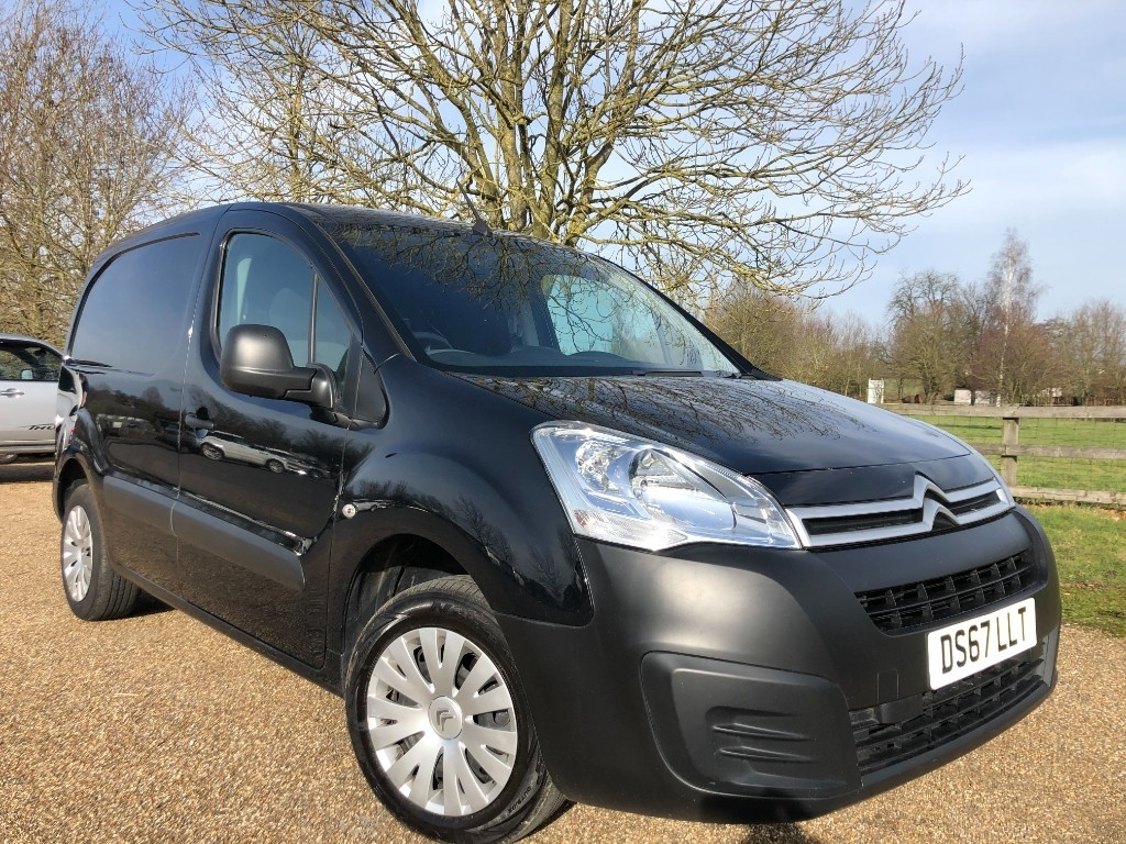 used Citroen Berlingo 850 ENTERPRISE L1 BLUEHDI in essex