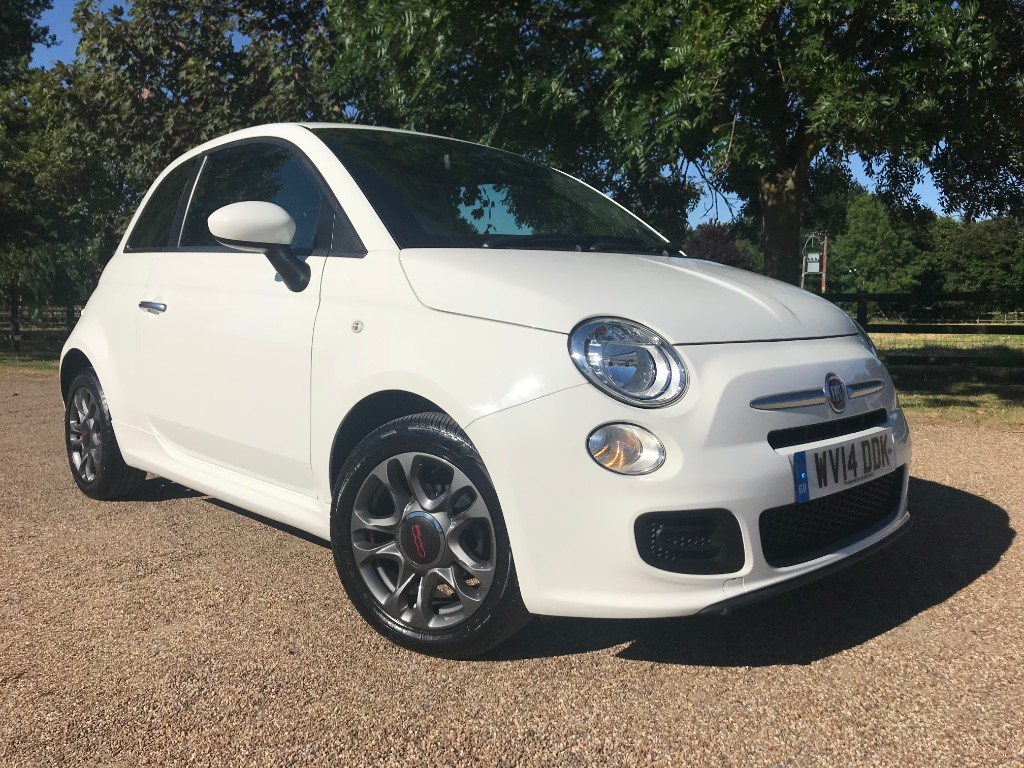 used Fiat 500 S in essex
