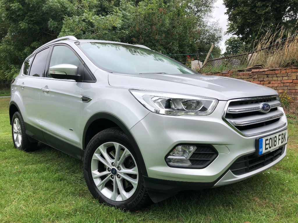 used Ford Kuga TITANIUM in essex