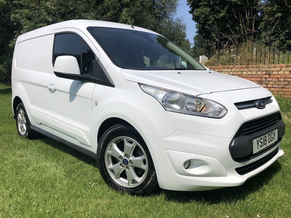 used Ford Transit Connect 200 LIMITED P/V in essex