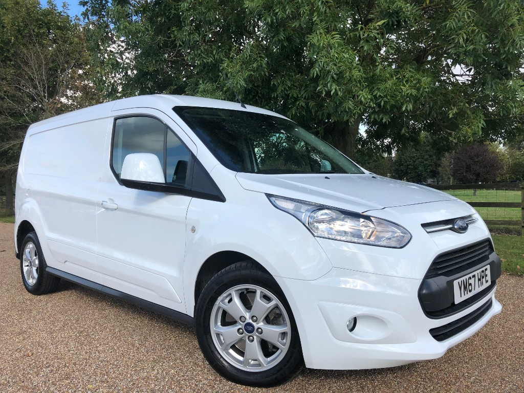 used Ford Transit Connect 240 LIMITED P/V in essex