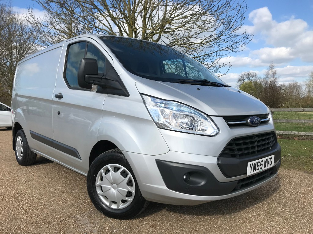 used Ford Transit Custom 270 TREND LR P/V in essex