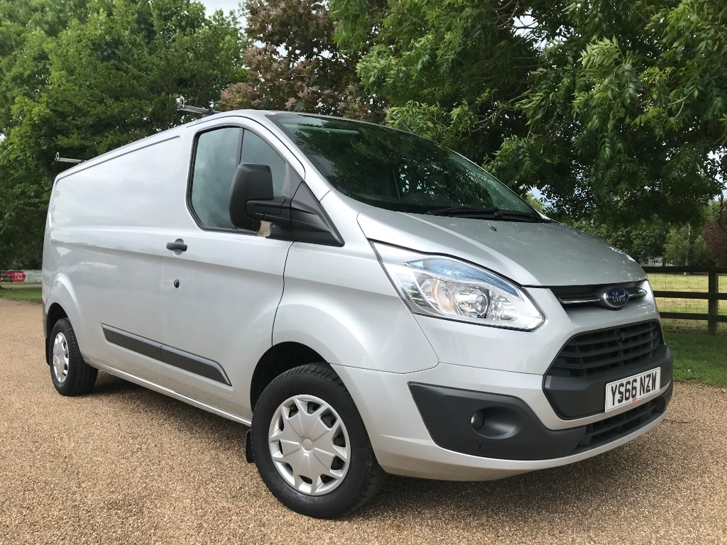 used Ford Transit Custom 290 TREND LR P/V in essex