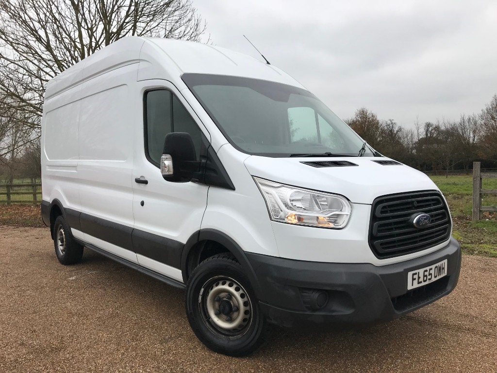 used Ford Transit 350 H/R P/V in essex