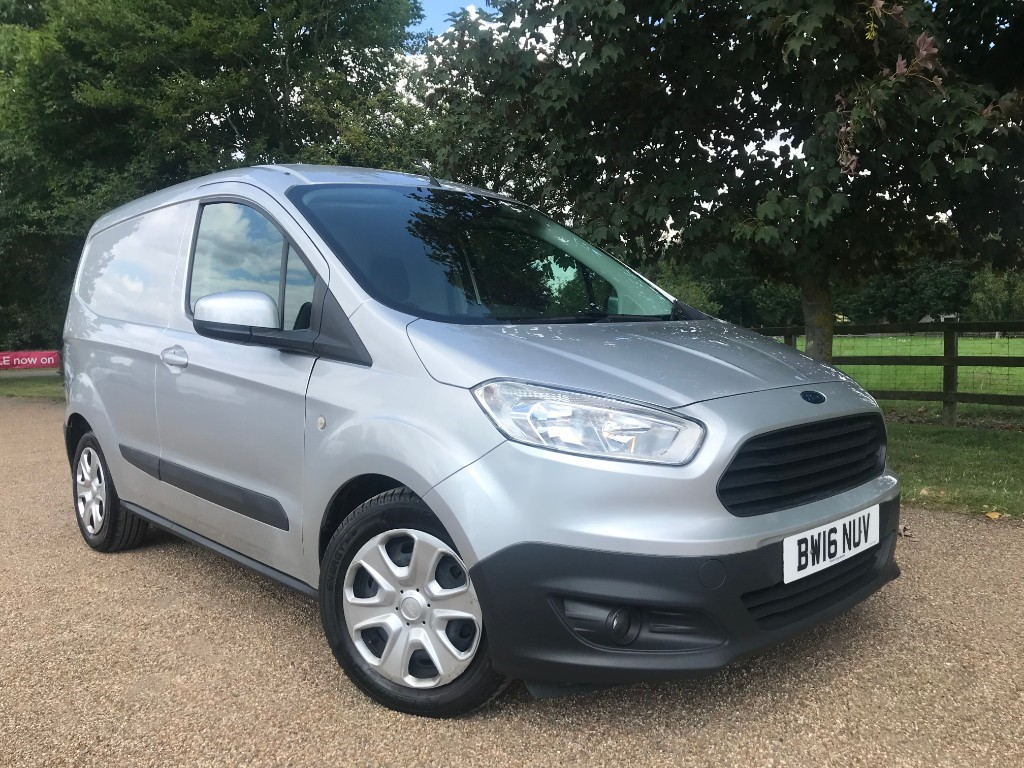 used Ford Courier TREND TDCI in essex