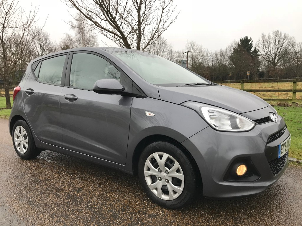 used Hyundai i10 SE in essex