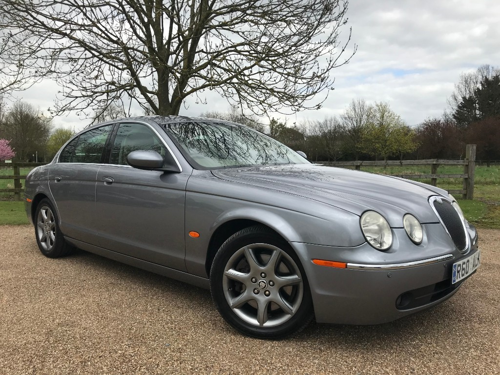 used Jaguar S-Type  in essex