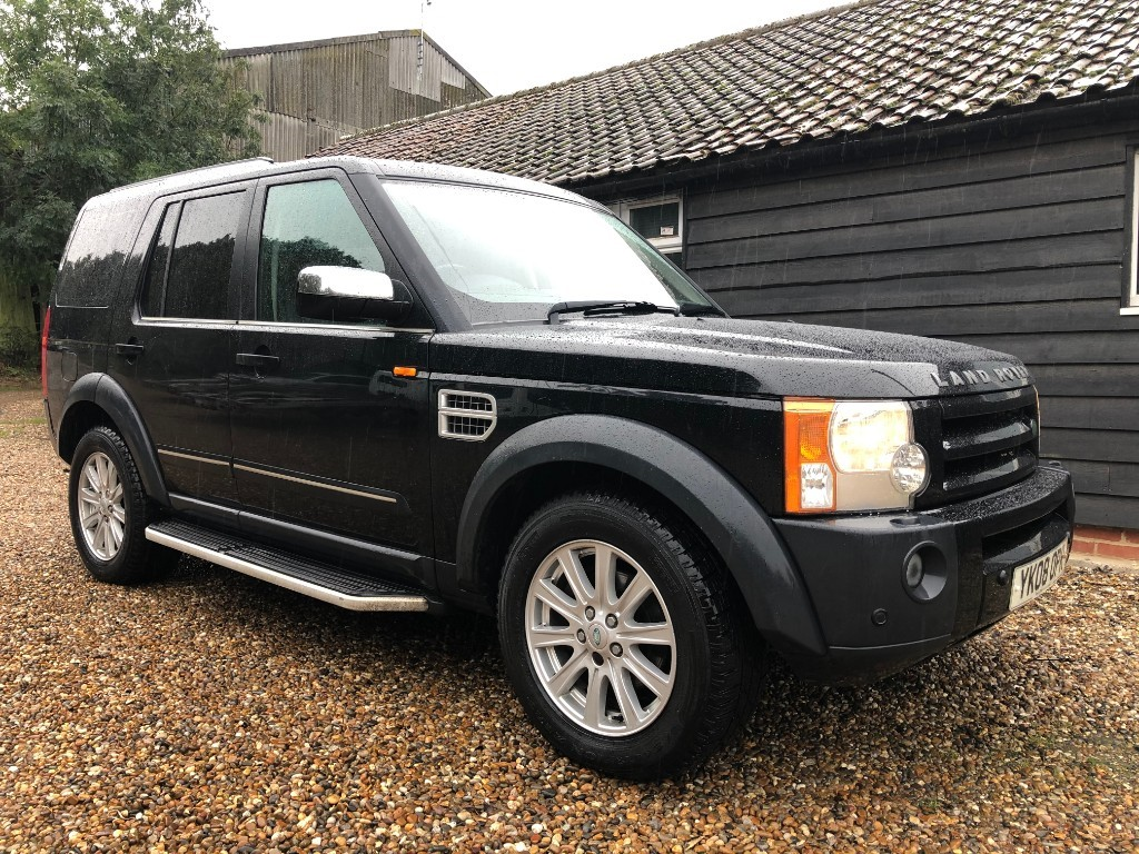 used Land Rover Discovery TDV6 SE E4 in essex