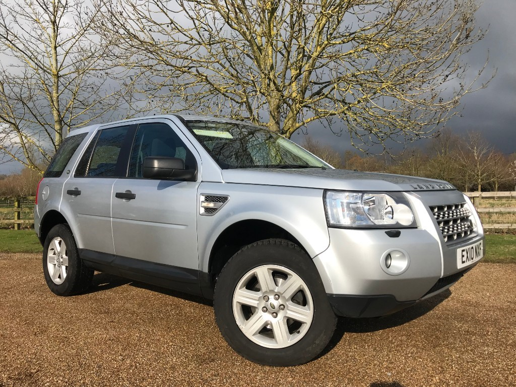 used Land Rover Freelander TD4 E GS in essex