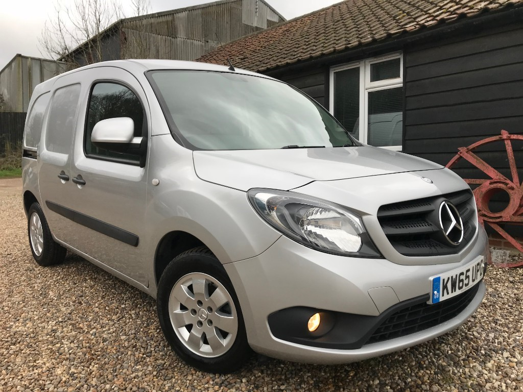used Mercedes Citan 111 CDI in essex