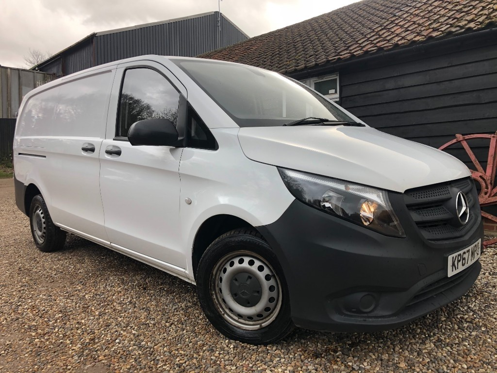 used Mercedes Vito 111 CDI in essex